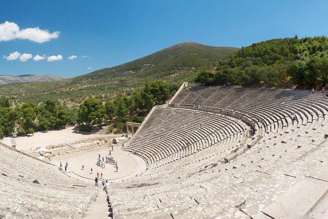 5 Days Private Tour: Meteora - Delphi - Olympia & Argolida