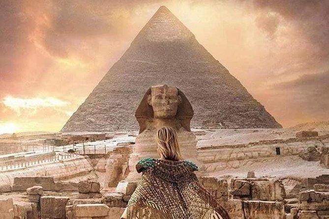 Cairo Giza Pyramids ,Sakkara & memphis Excusrions