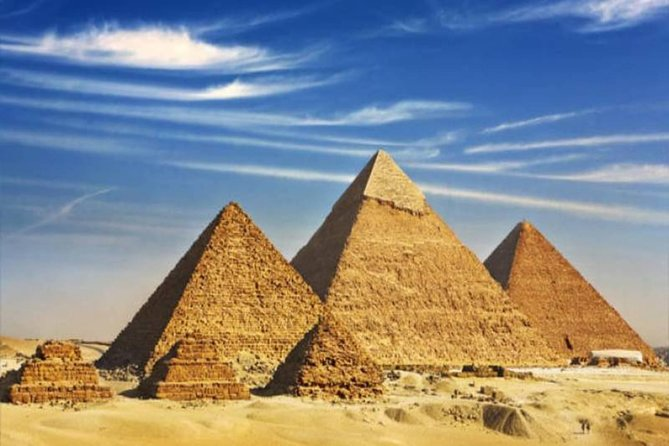 Day Tours to Pyramids and Egyptian Museum