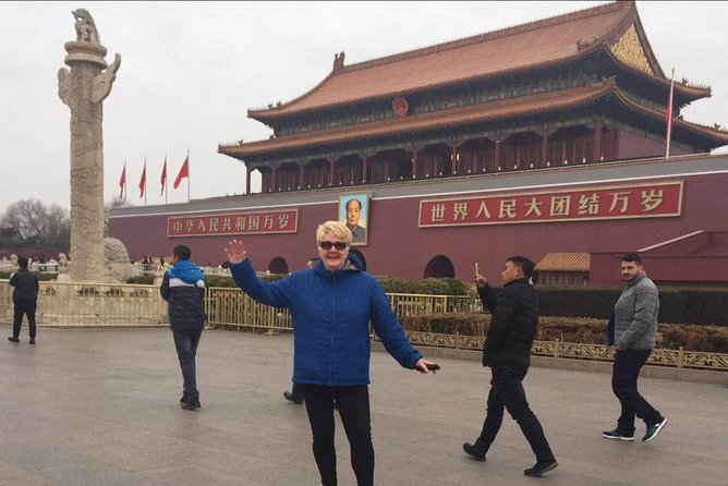 4 Hour Private Walking Tour to Tiananmen Square and Forbidden City