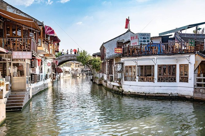 Private Full Day Shanghai Zhujiajiao And French Concession Tour, Chinese Lunch photo 1