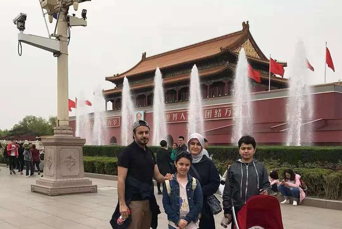 2-Days Private Beijing Sightseeing Tour Package