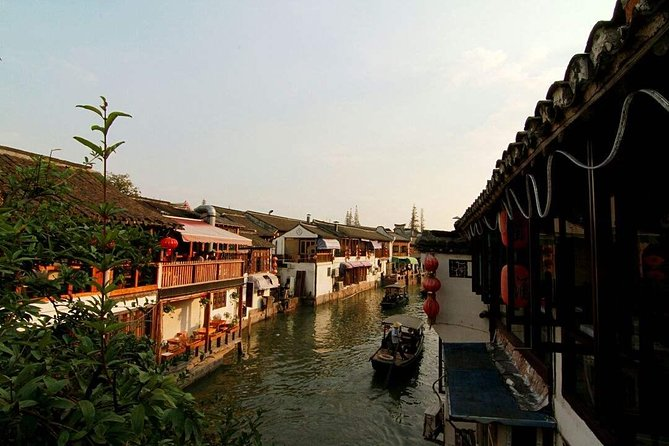 Private Full Day Shanghai Zhujiajiao And French Concession Tour, Chinese Lunch photo 2