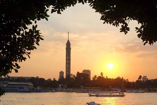 Felucca Ride on The Nile In Cairo photo 9