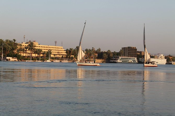 Felucca Ride on The Nile In Cairo photo 4