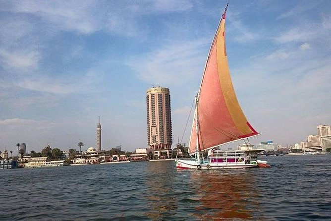 Felucca Ride on The Nile In Cairo photo 2