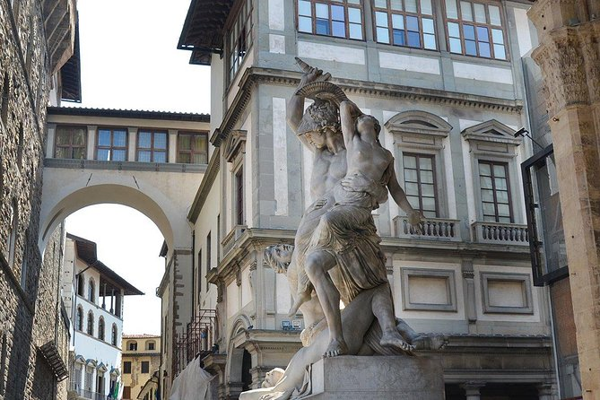 Florence: Uffizi Gallery Afternoon Tour