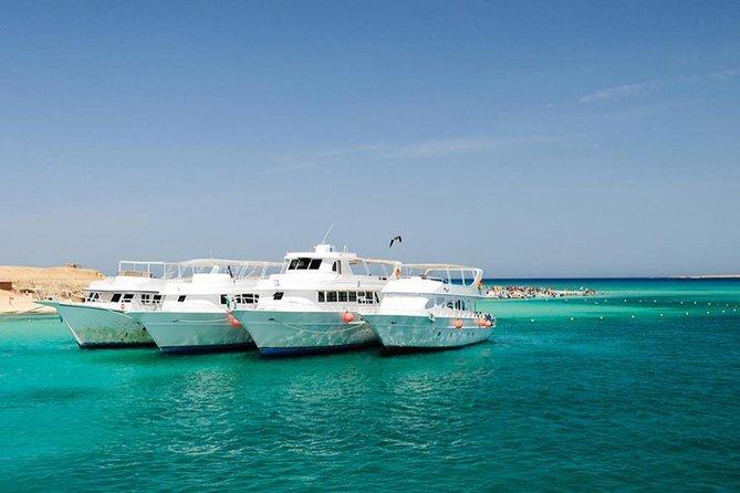 Giftun Island Tours in Hurghada