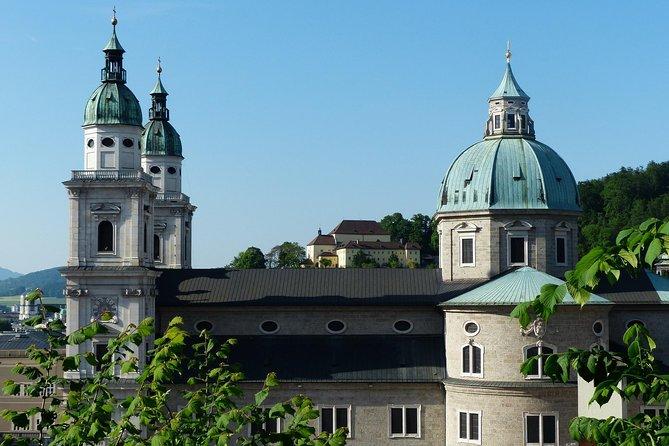 Salzburg Old Town Walking Tour