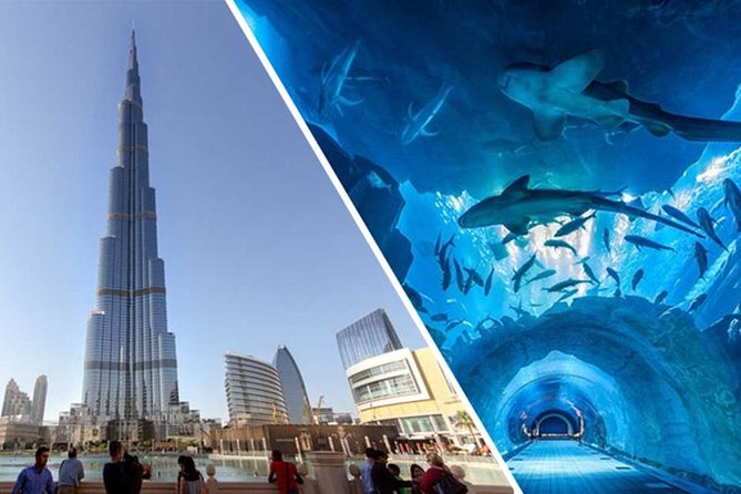 Burj Khalifa: At the Top (125th floor