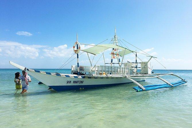 Island Hopping |Bantayan Island - Virgin Island