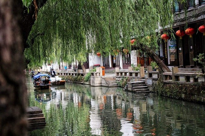 Private Suzhou And Tongli Water Town Tour From Shanghai With Lunch And Dinner