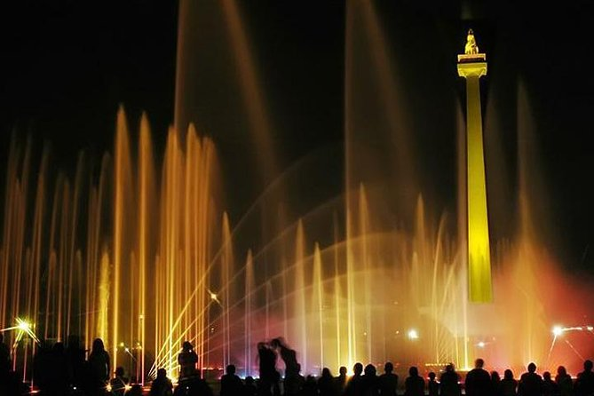 Private Tour the beauty of Jakarta at night