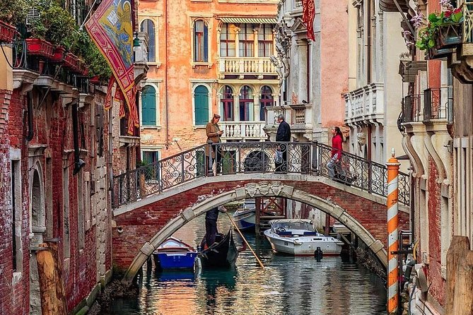 Visite privée: promenade à pied d'une demi-journée dans Venise