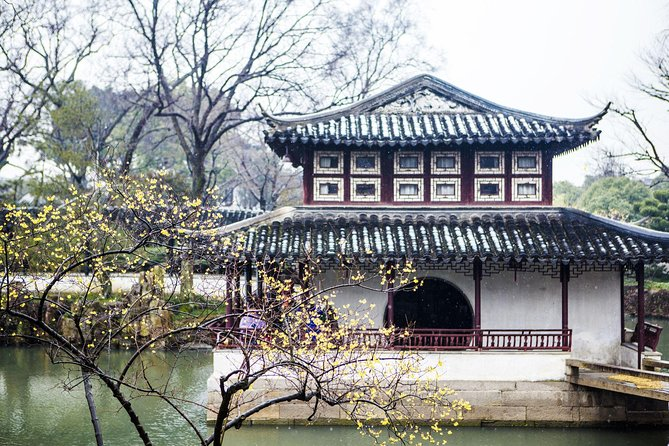 Private Full Day Suzhou Zhouzhuang Tour From Shanghai with Chinese Lunch