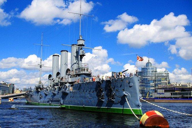 St-Petersburg Soviet Heritage Tour