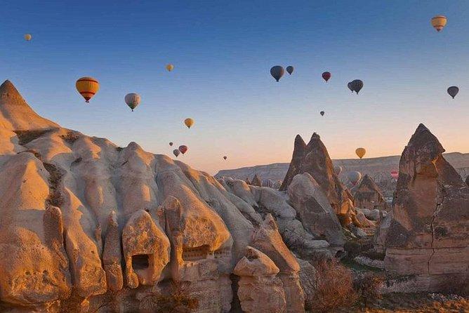 Cappadocia 2 Day Trip from Alanya Area Hotels