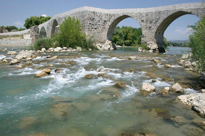 Perge, Aspendos & Kursunlu from Antalya