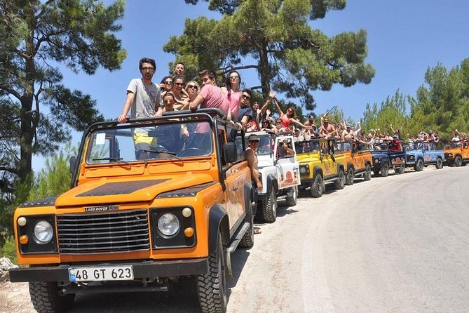 Jeep Safari from Antalya on Taurus Mountains