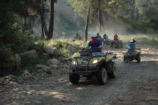 ATV Adventure Quad Safari from Alanya