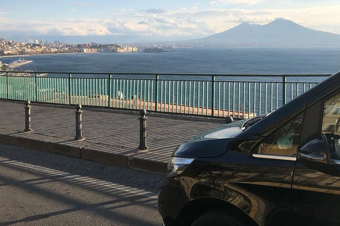 Private transfer from Florence to Sorrento