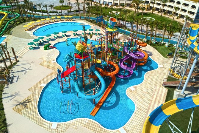 Jungle Aqua Park Full Day with transfer - Hurghada
