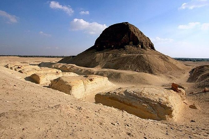 Day tour to el Fayoum pyramids