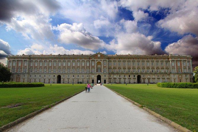 Royal Palace of Caserta, San Leucio and Aqueduct Carolino with guide