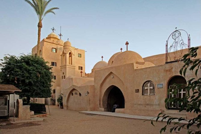 Day tour to wadi el natron monastery from alexandria