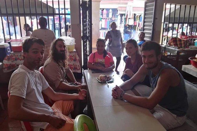 Tlakualli Food Tour