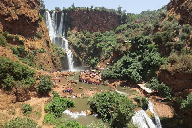 Day trip from Marrakech to Ouzoud waterfalls photo 9