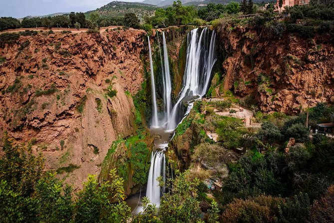 Day trip from Marrakech to Ouzoud waterfalls photo 4