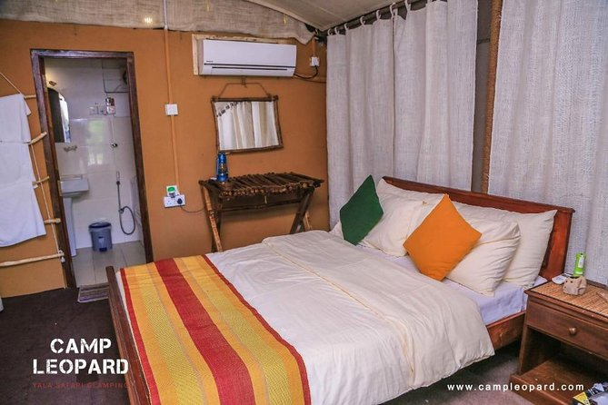 2 Nights Safari Glamping Tour - Camp Leopard Yala