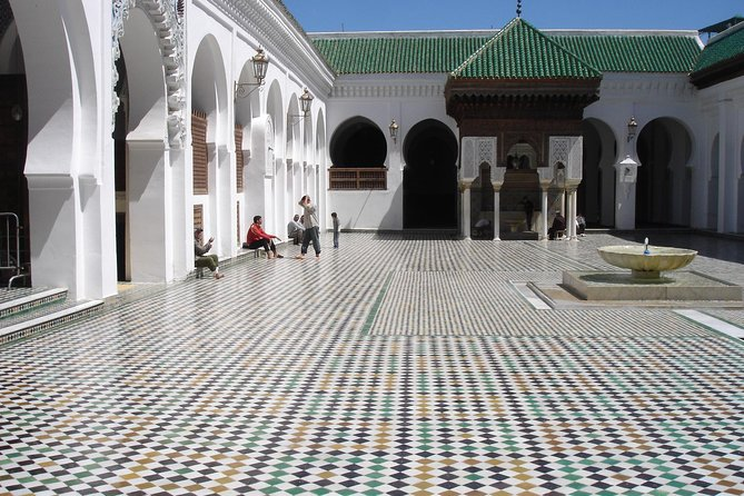 Marrakech guided tour Half-day