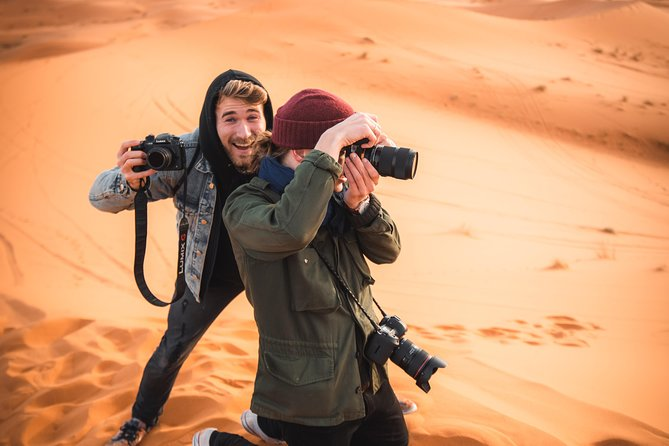 8 Day Tour from Marrakech to Tangier and the desert of ERG Chebbi.