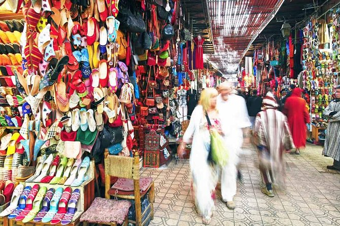 Marrakech - Exceptional shopping in the medina - Half Day.