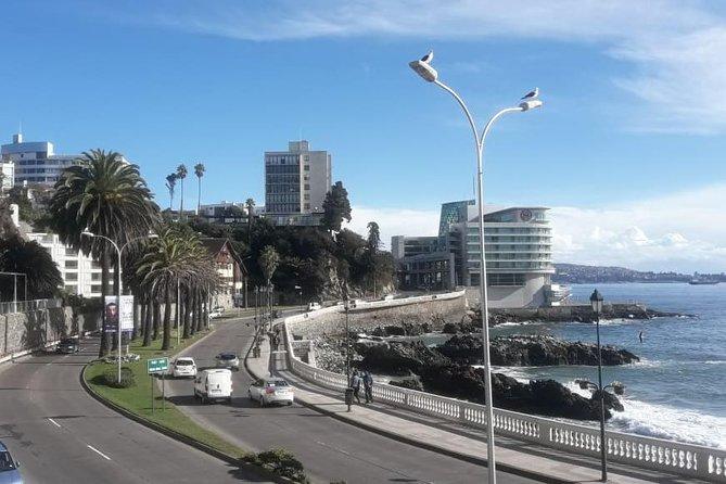 White House, Valparaiso, Viña del Mar & Reñaca.