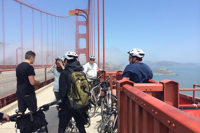 Golden Gate Bridge Bike Rentals photo 5
