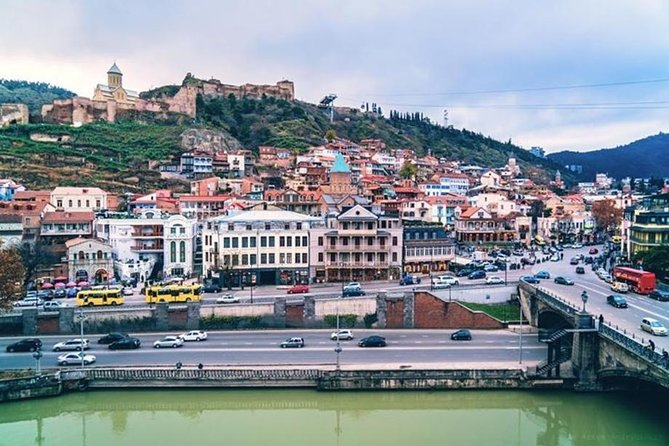 Day Tour To Tbilisi Mtskheta -Jvari From Yerevan