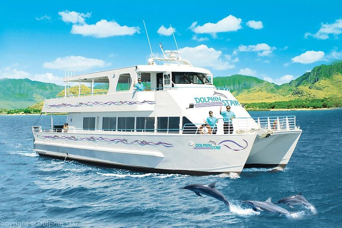 Oahu Wild Dolphin Watching Cruise with Optional Snorkel