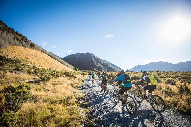 7-Day South Island Dirt Seeker MTB Tour
