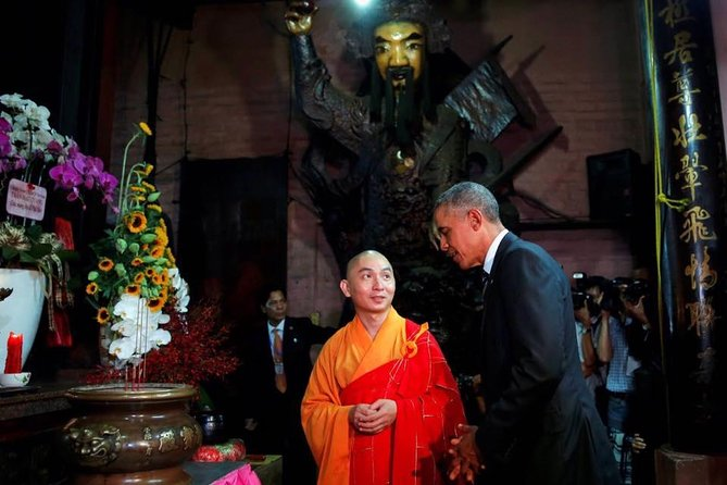 Ho Chi Minh City With Buffet Lunch Half Day Tour