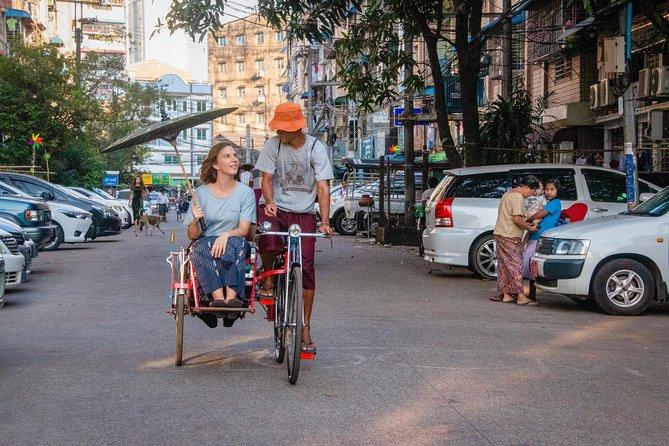 Yangon Sidecar Tour