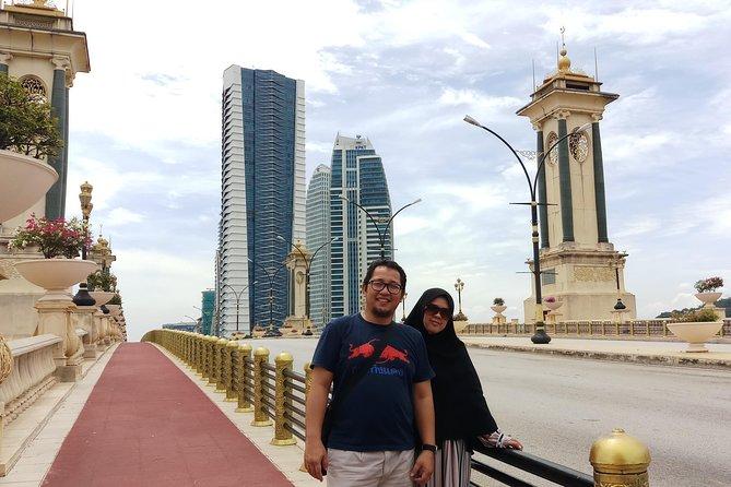 Putrajaya City Architectural Tour with Views (Bridges & Buildings)