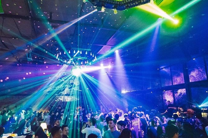 Private Jakarta Nightlife Tour With Personal Local Guide (21+)