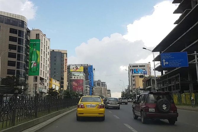 City/Airport Transfers-Addis Ababa