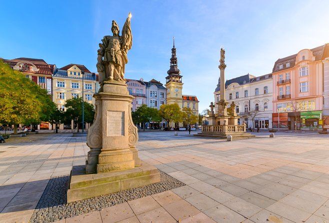 Private Transfer from Prague to Ostrava with 2 Sightseeing Stops