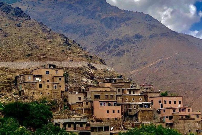 Atlas mountains day Trip from marrakech
