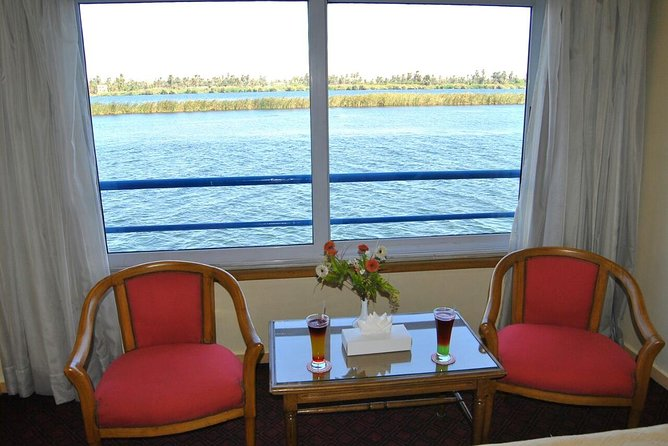 4-Day 3-Night Nile Cruise from Aswan to Luxor - Private Tour