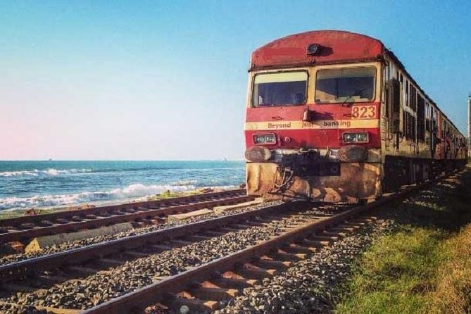 Train tickets from Colombo to Galle